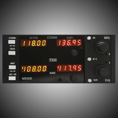 RT308 RT328 RT508 RT528 Narco MK12D Replacement NAV/COMM - MX300