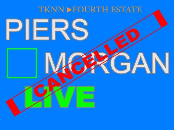 morgan cancelled
