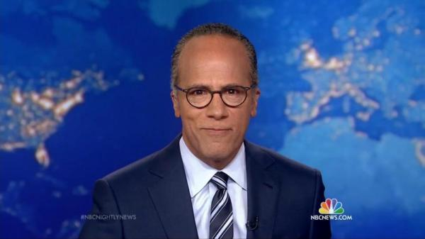 Lester Holt NBC Nightly News