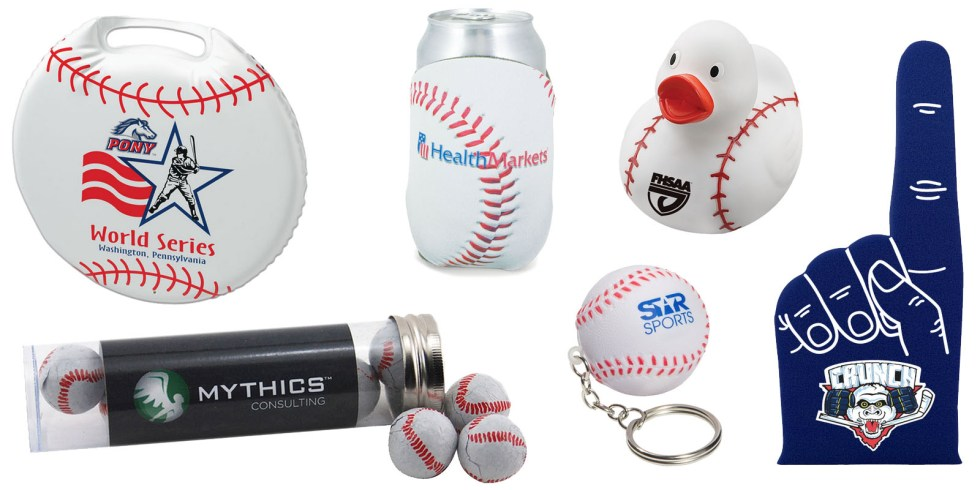 Take Promotional Products Out to the Ball game - TKO ...