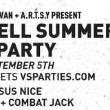 ARTSY MAGAZINE Farewell Summer '15 Yacht Party