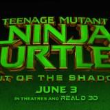 NEW TEENAGE MUTANT NINJA TURTLES: OUT OF THE SHADOWS TRAILER