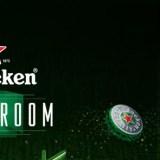Heineken Green Room NYC ft. KAMAU + Nick Grant + Kitty Cash