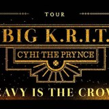 Big K.R.I.T. Heavy Is The Crown Tour featuring Cyhi The Prynce