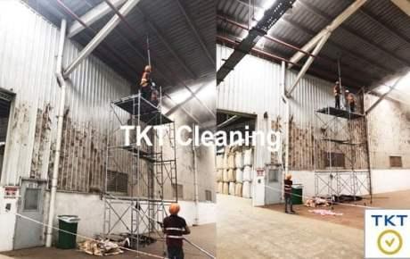 Hình ảnh: dịch vụ vệ sinh nhà máy - KH nhà máy thực phẩm Molenbergnatie