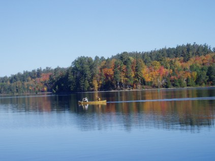 Fall Canoe Tripping - Awesome