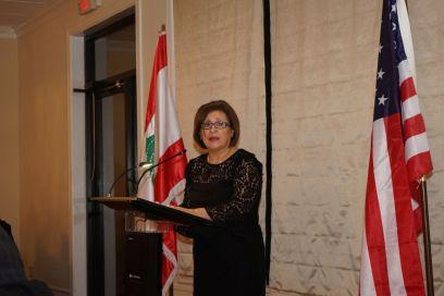 Honoring Dr Moise Khayrallah and Mr Chaoukat Nasrallah - 004