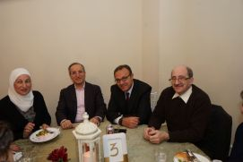 Honoring Dr Moise Khayrallah and Mr Chaoukat Nasrallah - 010
