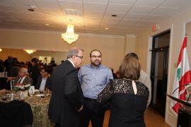 Honoring Dr Moise Khayrallah and Mr Chaoukat Nasrallah - 031