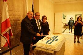 Honoring Dr Moise Khayrallah and Mr Chaoukat Nasrallah - 043