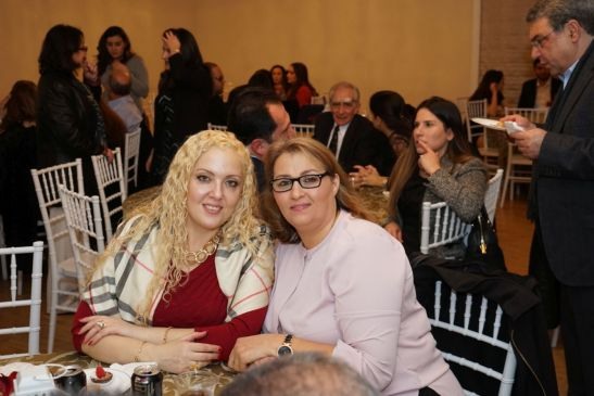 Honoring Dr Moise Khayrallah and Mr Chaoukat Nasrallah - 045