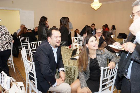 Honoring Dr Moise Khayrallah and Mr Chaoukat Nasrallah - 047