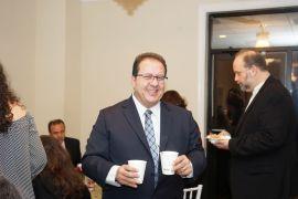 Honoring Dr Moise Khayrallah and Mr Chaoukat Nasrallah - 053