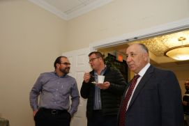 Honoring Dr Moise Khayrallah and Mr Chaoukat Nasrallah - 061