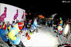 Víťaz vlaňajšieho Snowboardfestu Jørn Simen Aabøe bol už tento rok pozvaný na najväčší snowboardový event sveta - Air and Style vInnsbrucku sdotáciou 100000 dolárov.