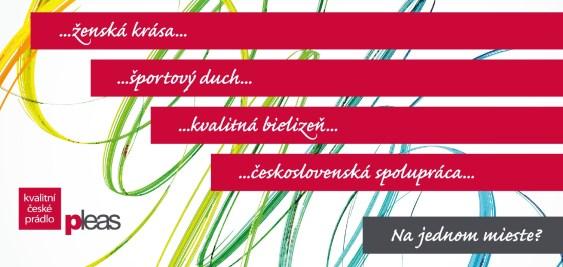 Pozvánka na tlačovú konferenciu pri príležitosti prezentácie firemného kalendára spoločnosti Pleas pre rok 2014.
