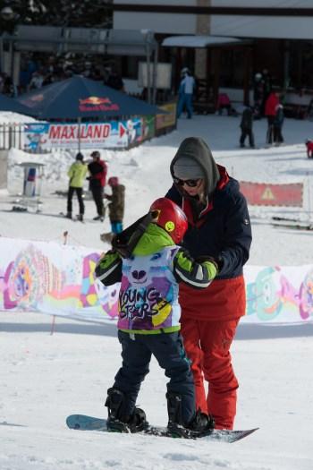 Baša aj tento rok prijala ponuku od organizátora pretekov Sony Xperia Snowboard Fest a bude hlavnou inštruktorkou v akadémii pre deti!