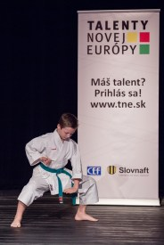 Do 10. ročníka Talentov Novej Európy sa prihlásilo 183 mladých ľudí. Granty vcelkovej výške 66000 eur si rozdelí 54 talentov.