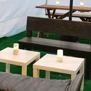 Wooden Long Tables