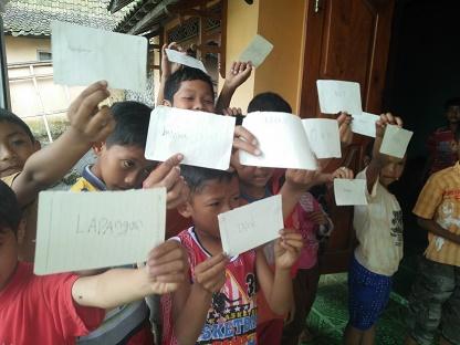 Lokakarya Festival Tlatah Bocah X Gowok Pos