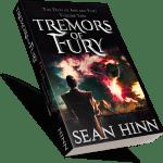 Tremors of Fury, Sean Hinn, Cover