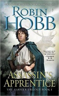 Robin Hobb, Assassin's Apprentice, Farseer Trilogy, Epic Fantasy Books