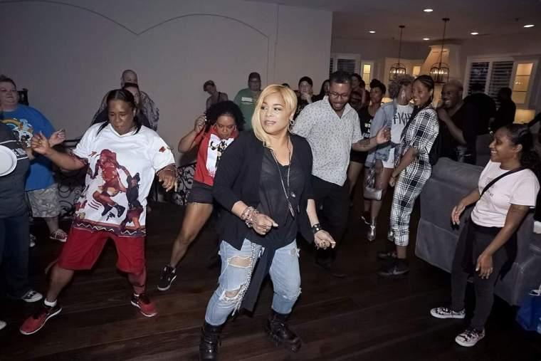 T-Boz House Party 2019 - TLC-ARMY.COM