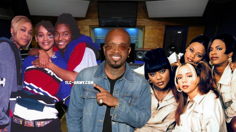 TLC-Xscape-JermaineDupri TLC-ARMY.COM