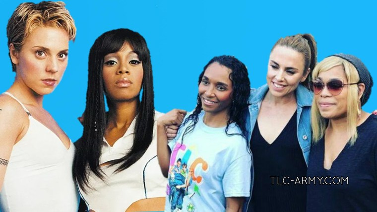 Mel C Left Eye TLC | TLC-ARMY.COM