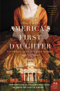 America's First Daughter cover