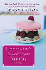 Summer at Little Beach Street Bakery cover