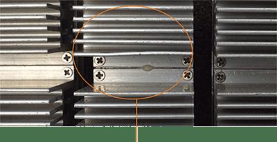 LED Tubes maintenance