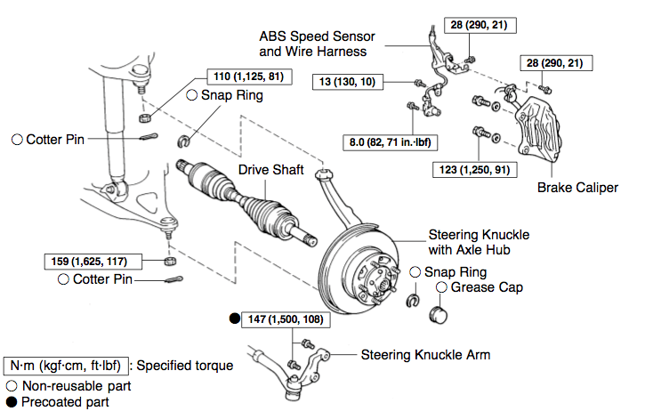 Cv Axle Exploded View Cv Joint Cv Joint Axle Shaft Assembly