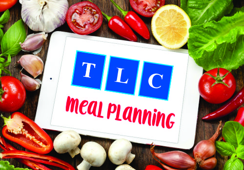 Planning your meals ensures success