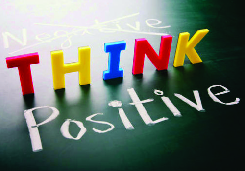 The power of positive thinking in weight-loss