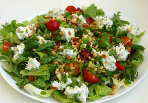 Recipe of the Week:  Cream Cheese Salad