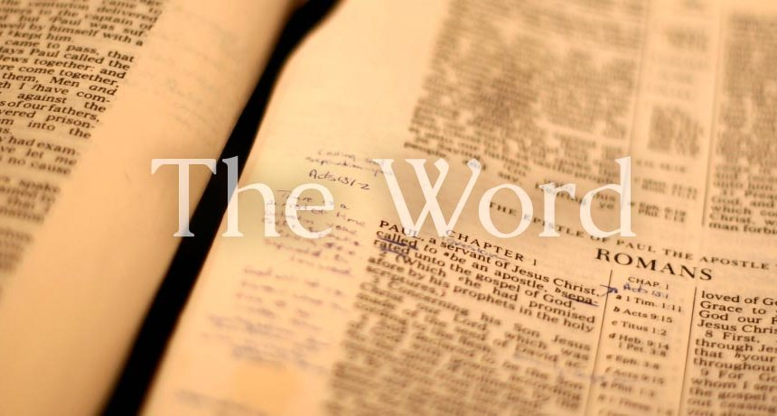 The Word: Part 2-Spirit & Truth