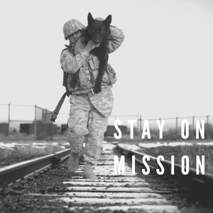 Stay On Mission