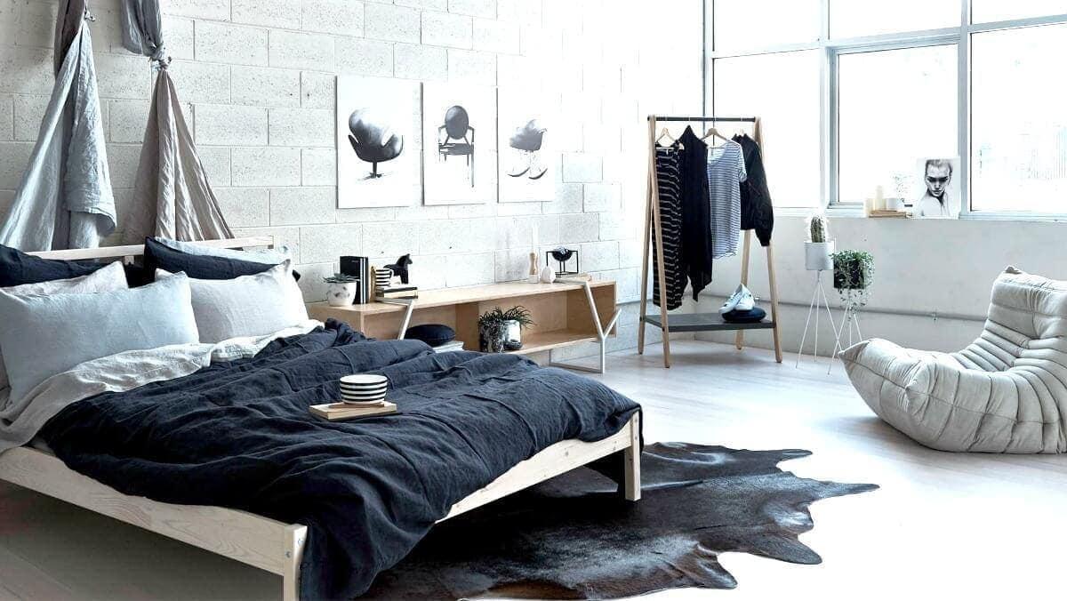 How To Create The Ultimate Scandinavian Bedroom