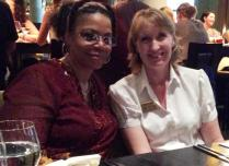 With Carrie, my Karisma Business Development Manager!