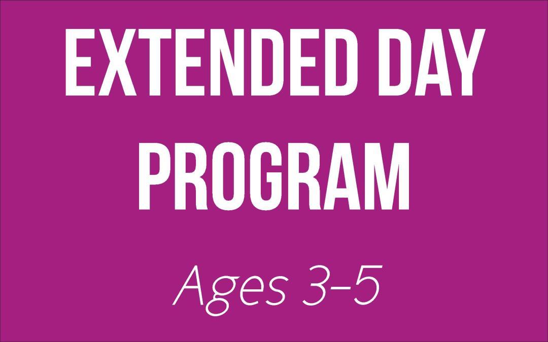 Extended Day Program