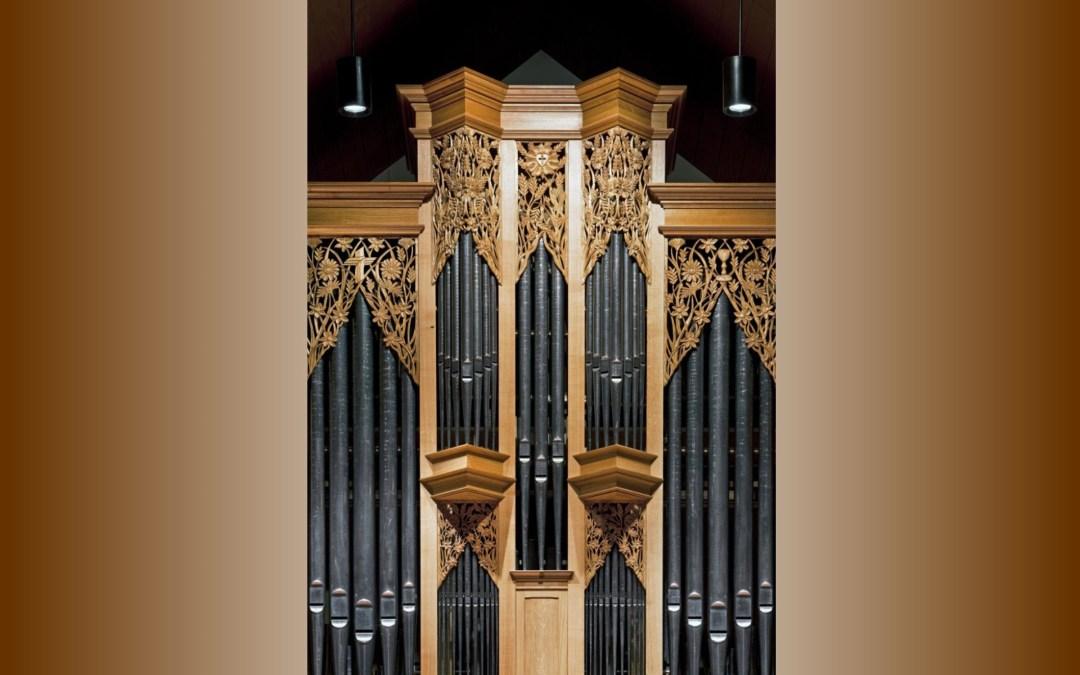 Organ Recital at Hope