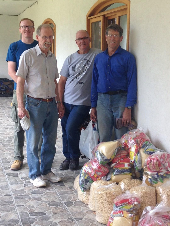 Guatemala Mission Team and Helper