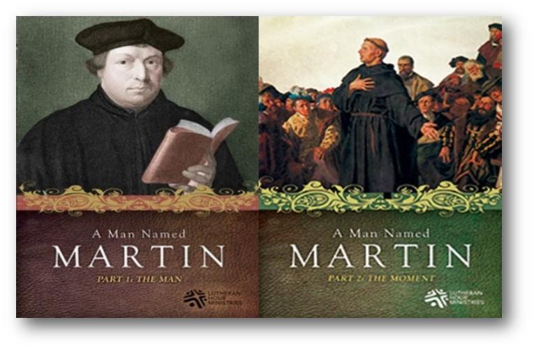A Man Named Martin Bible Study