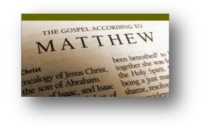 The Gospel of Matthew Online Bible Study