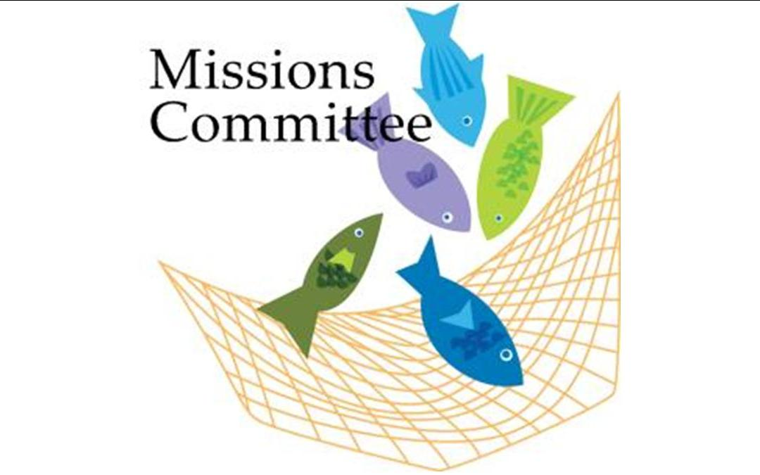 Support for Others: Missions Budget Donations