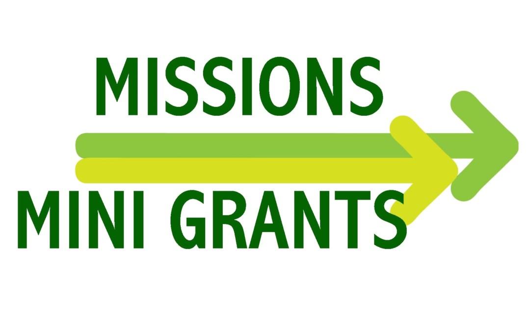 Missions Mini Grants