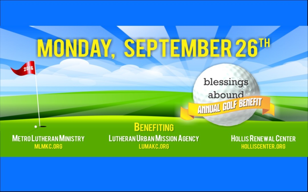Blessings Abound Benefit Golf Tournament
