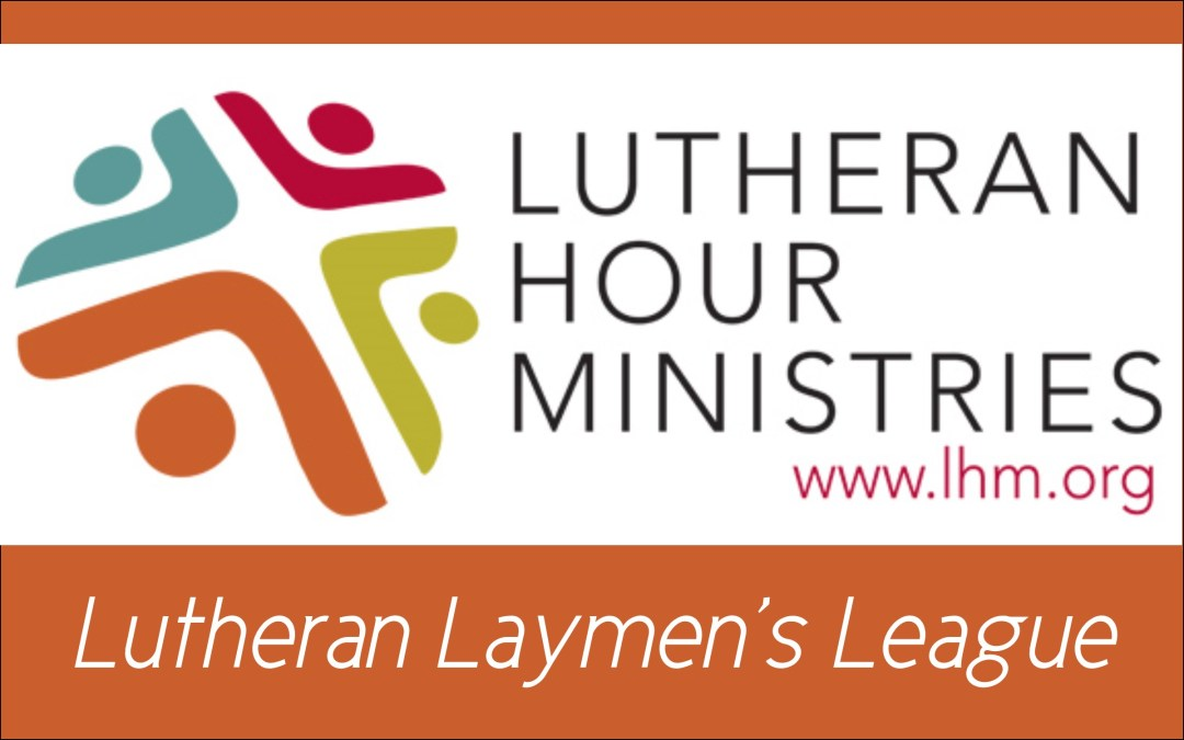 Lutheran Laymen's League Zone 3 Spring Rally – May 21