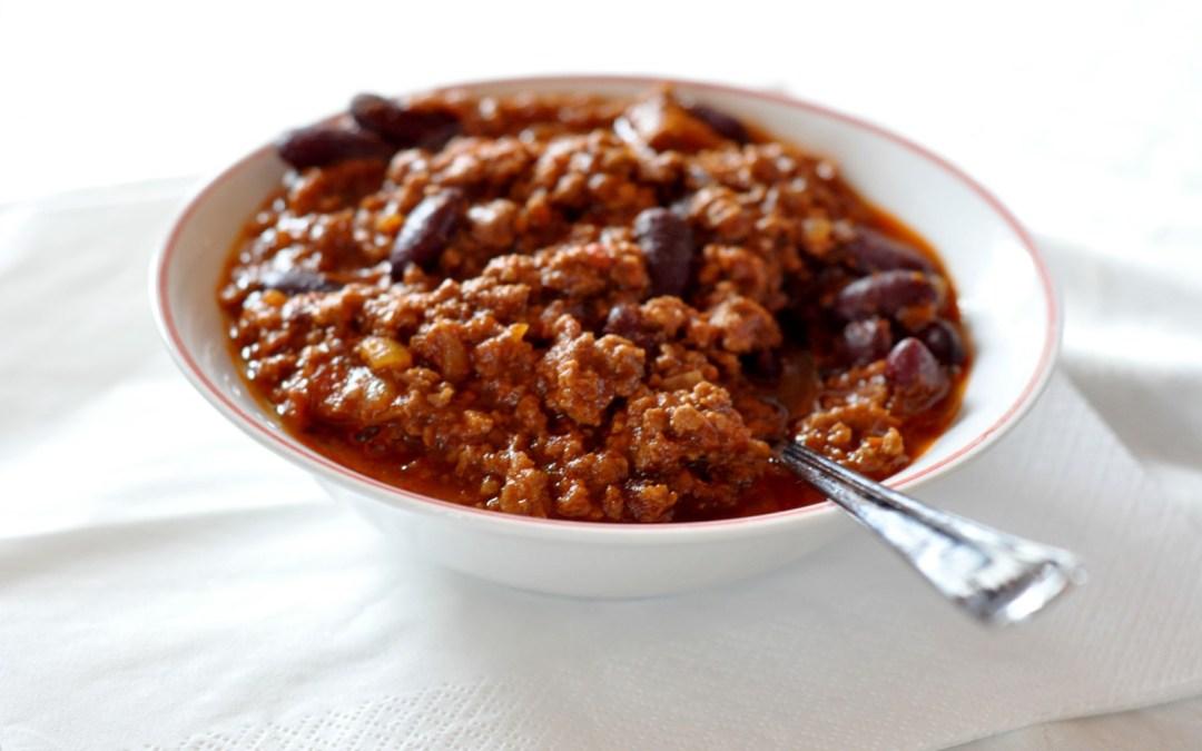 50+ Chili Lunch – February 22